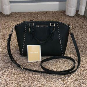 Michel Kors Black Crossbody Handbag